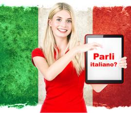 Learn italian language - Italian Class for foreigners