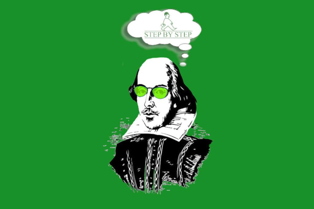 Shakespeare icona rap